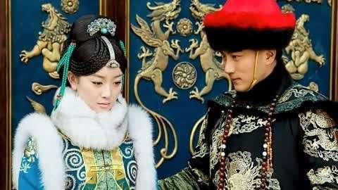 清宫秘闻·第一美人与皇太极的绝世之恋