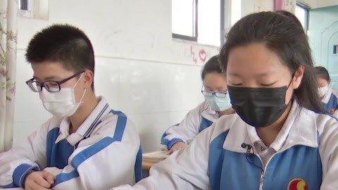 江西陆续开学复课 保障学生安全返校
