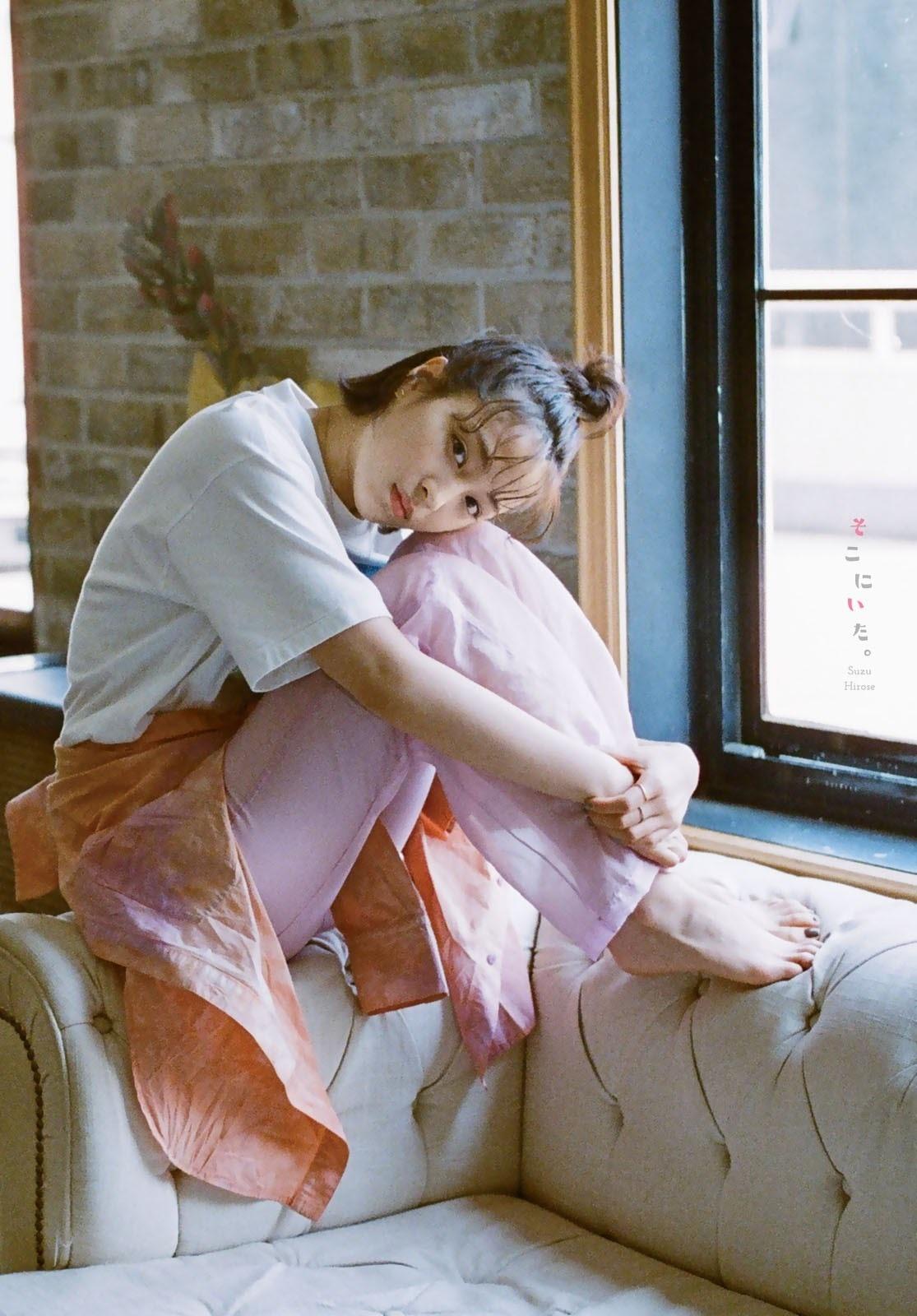 少年Magazine 广濑丝丝 广濑铃009-2