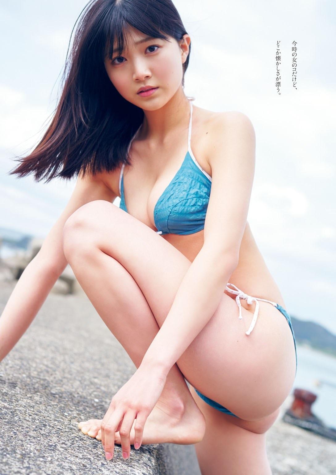 松本真理香 樱井音乃 羽柴なつみ-Weekly Playboy 2021第23期 高清套图 第78张
