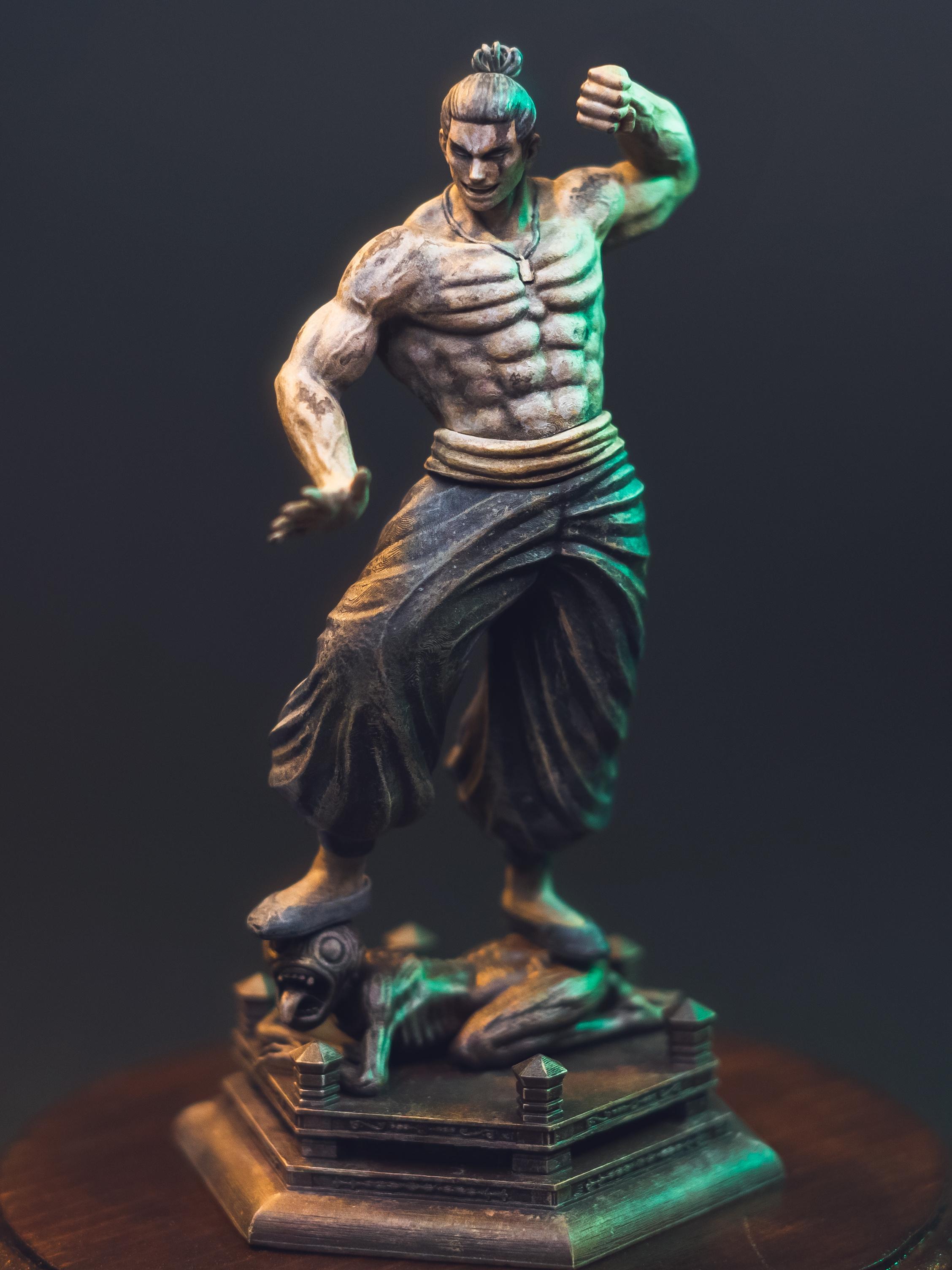 咒术回战 东堂葵 雕像