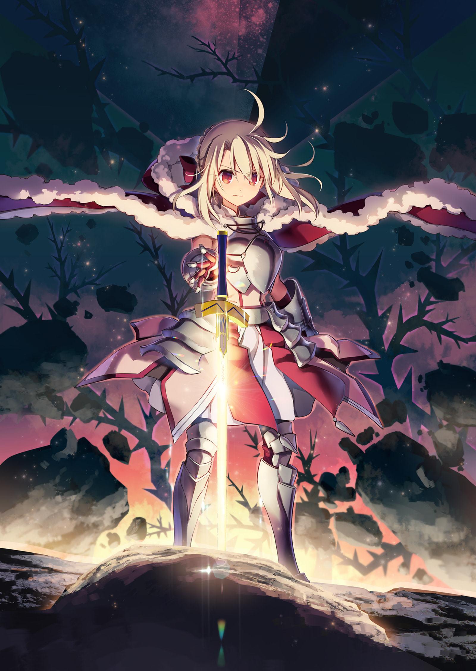 Fate/kaleid liner 魔法少女☆伊莉雅 新剧场版