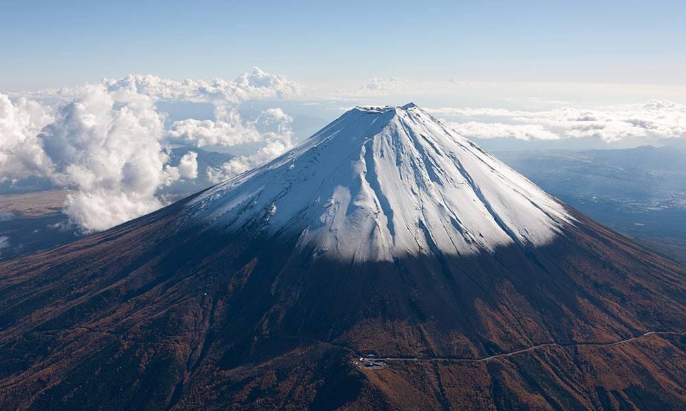 富士山滑落 达尔文奖
