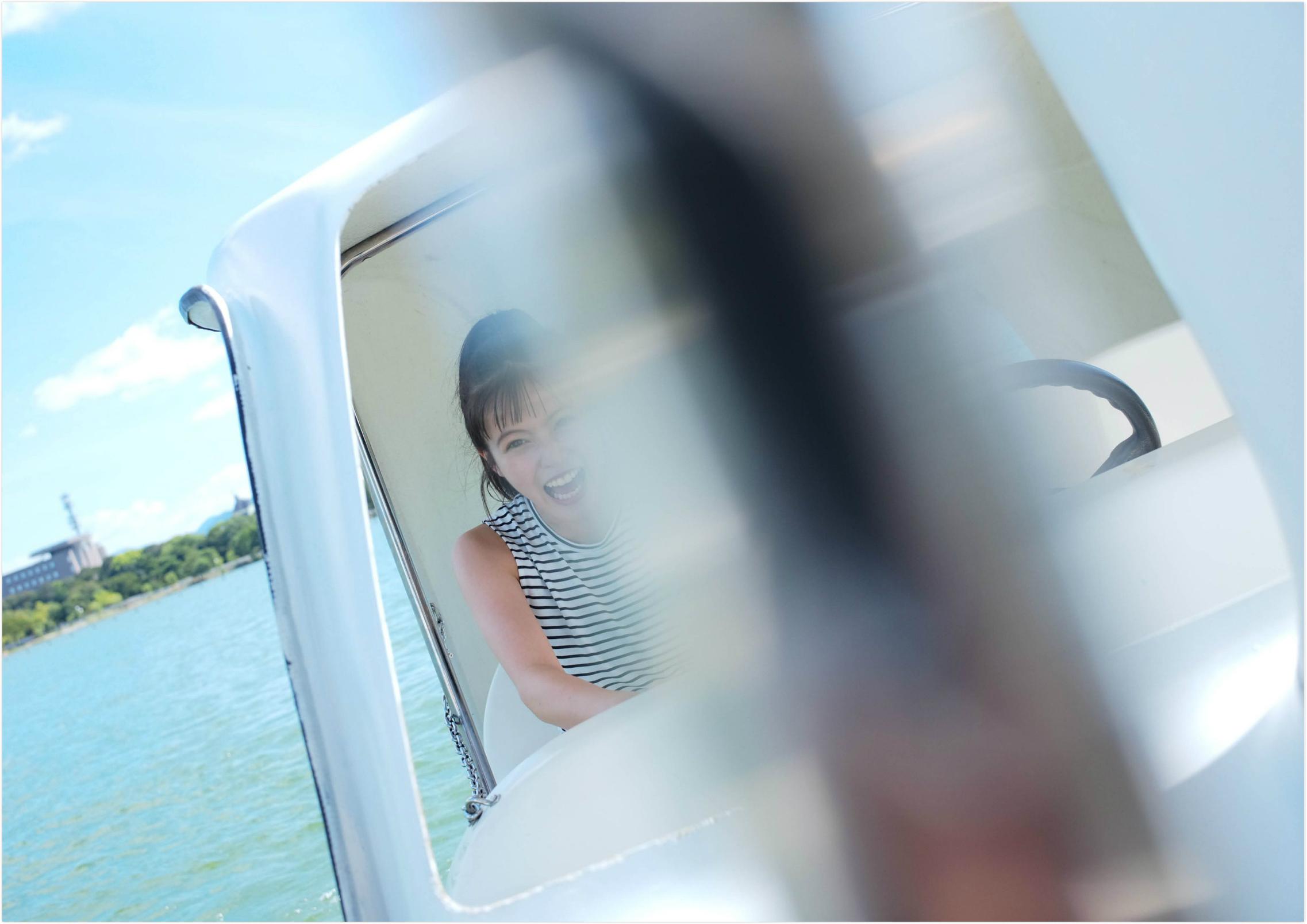 今田美樱Weekly Playboy写真集「スタミナ」 养眼图片 第10张