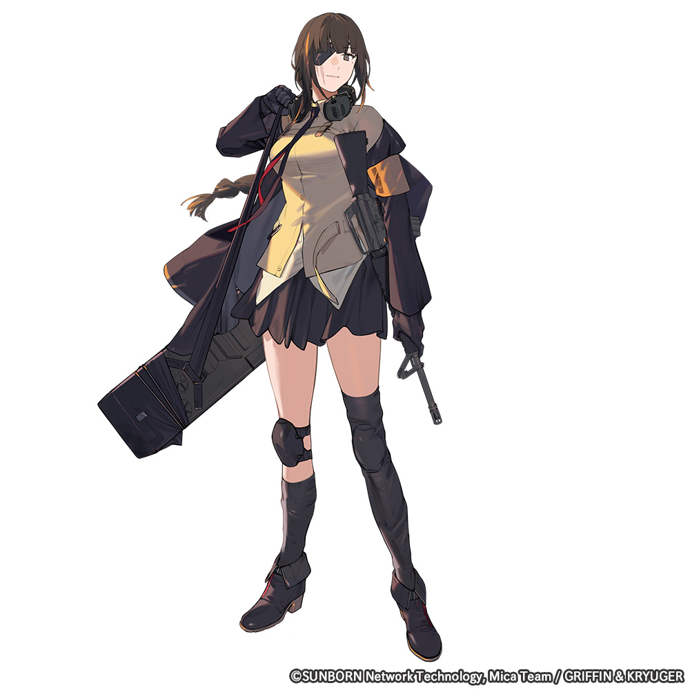 M16A1:山根希美