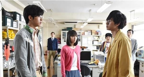 低收视率女王吉冈里帆演技一直没有太大变化但是颜值一直都在线 (8)
