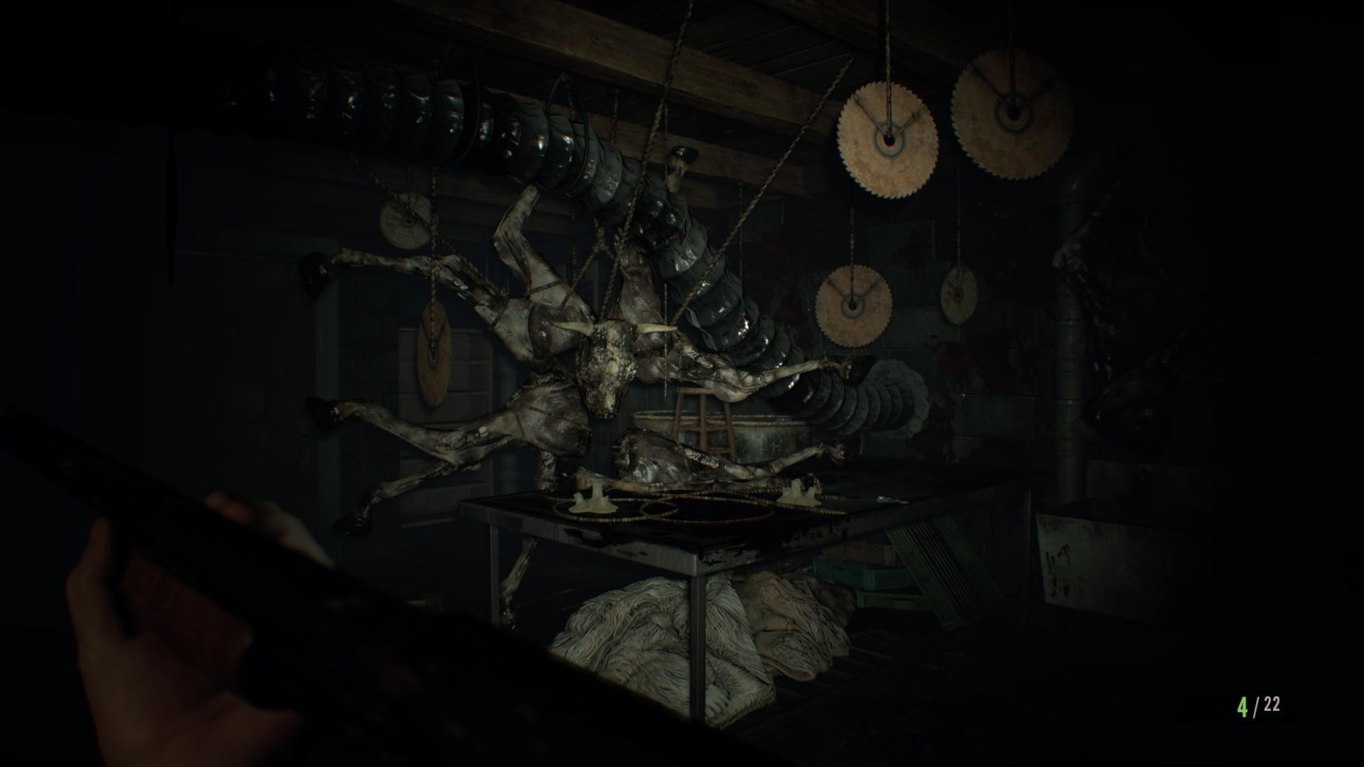 游戏《恶灵古堡7》最不像生化危机系列的大胆创新 (8)