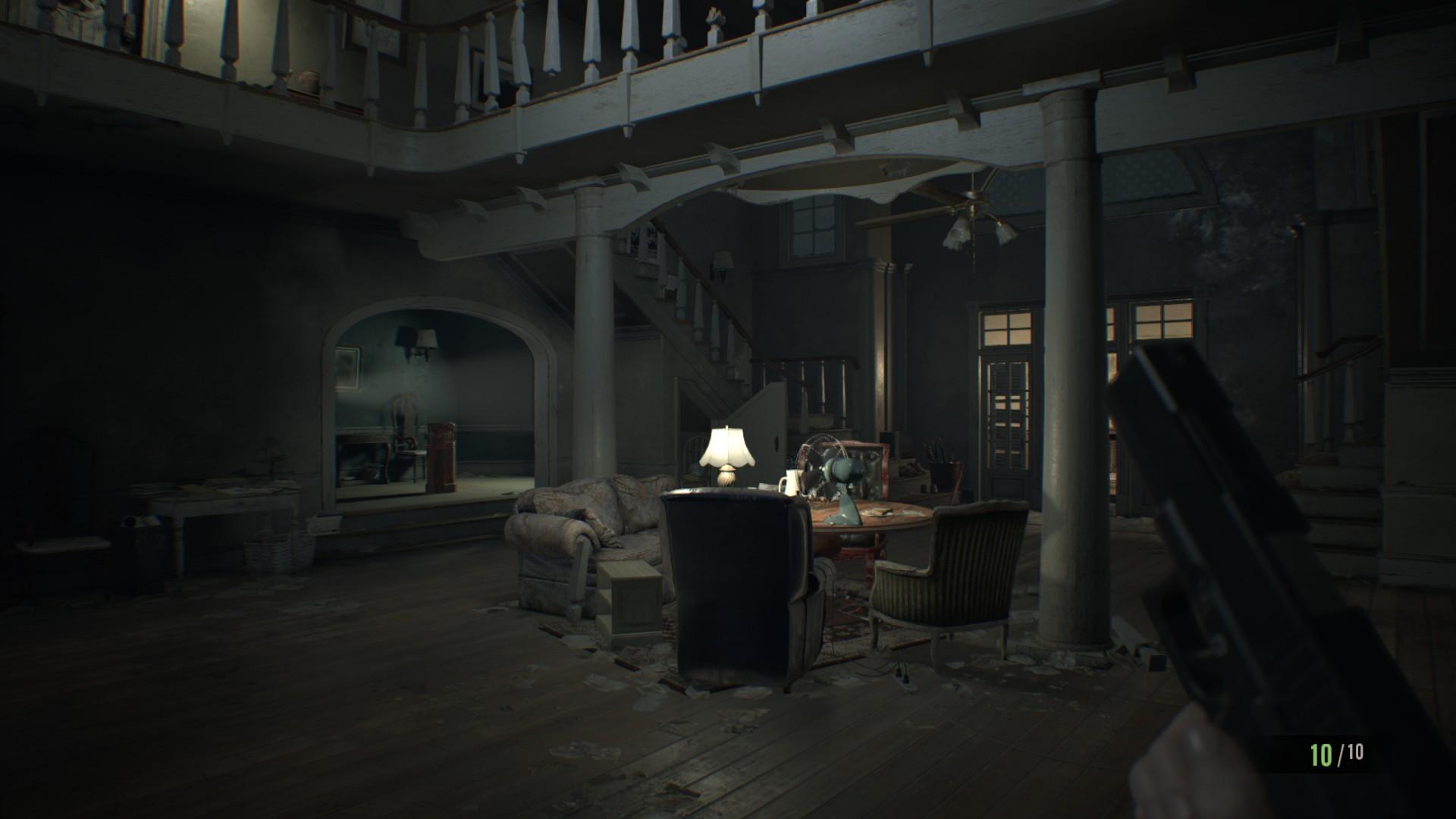 游戏《恶灵古堡7》最不像生化危机系列的大胆创新 (19)