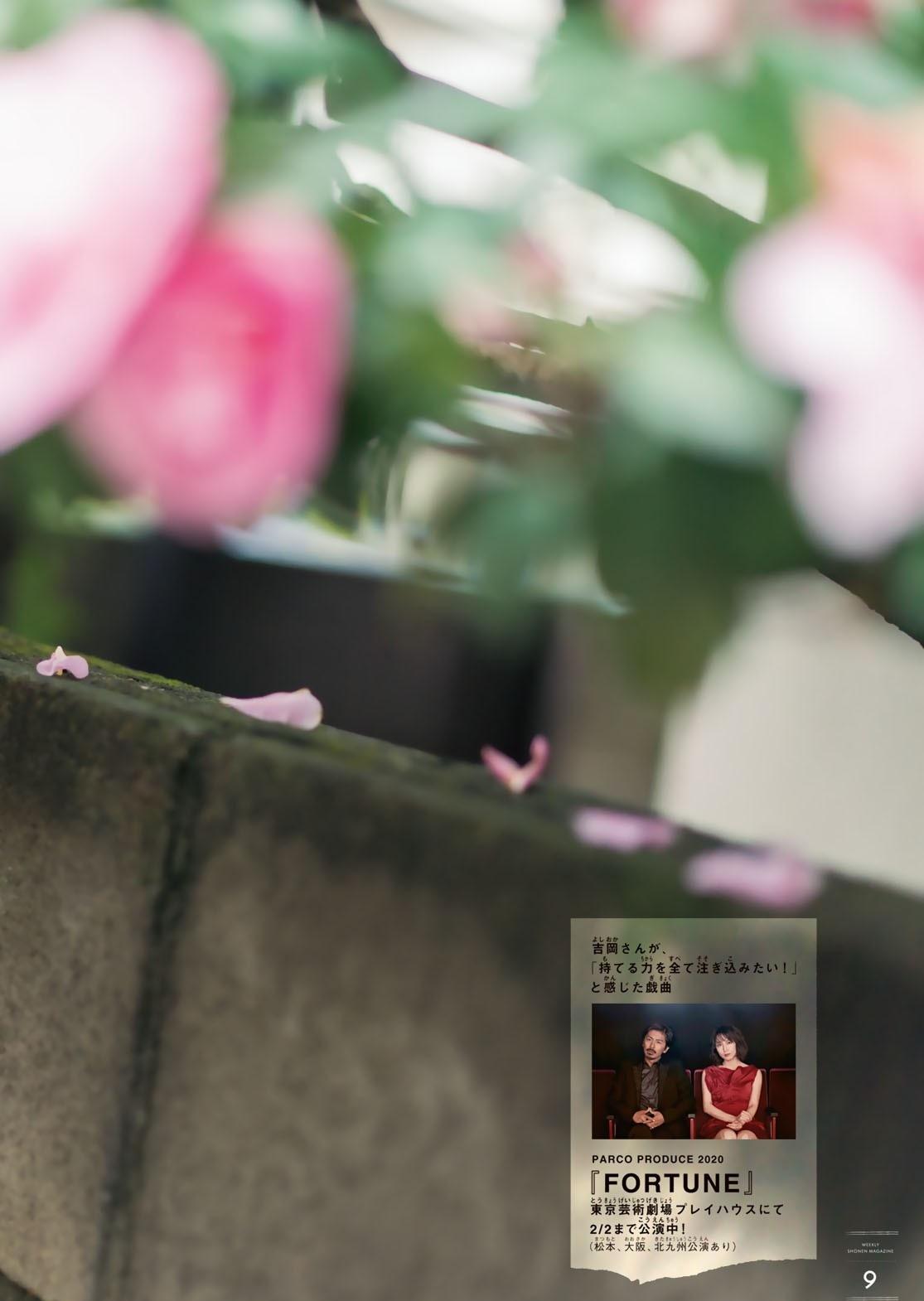 吉冈里帆不断以微性感写真作品协助宣传自己的演艺事业 (23)
