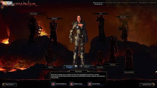 游戏《绝冬城之夜Online》庞大的故事背景加持下封测体验分享 (2)