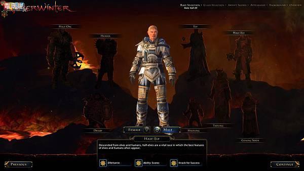 游戏《绝冬城之夜Online》庞大的故事背景加持下封测体验分享 (6)