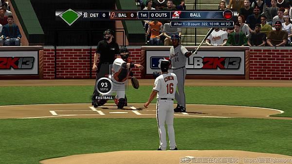 游戏《美国职棒大联盟2K13》(《MLB 2K13》)经典棒球赛持续延烧火热开打 (23)