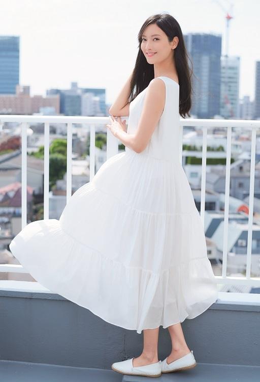 空气刘海可以让恶女变温柔的菜菜绪十分少见拍摄写真作品 (12)