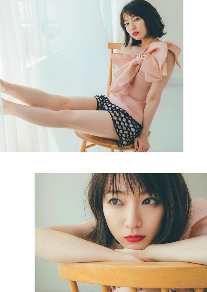 写真女优出身的吉冈里帆每次上映新电影都会拍摄写真作品堆人气 (36)