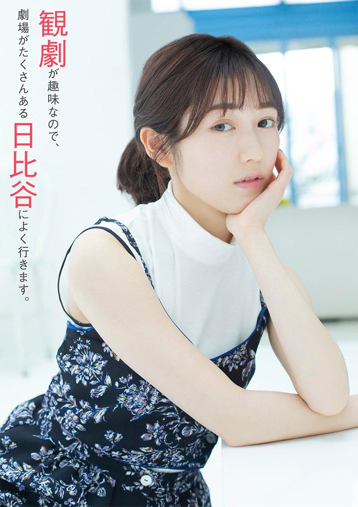 正统派偶像渡边麻友为音乐剧公演而拍摄写真作品大力宣传拉升人气 (14)