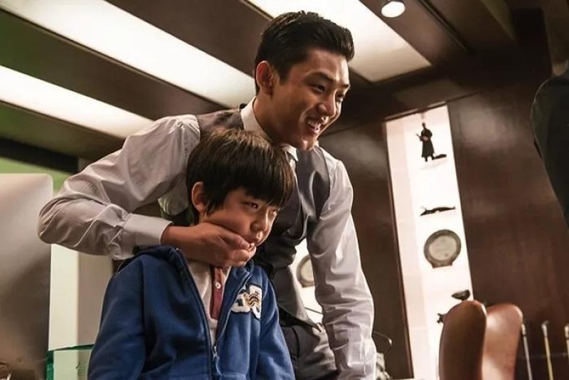 韩国犯罪电影《老手》人民的正义也许会迟到,但是从来不会缺席 (9)