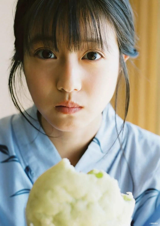 日本神颜美少女今田美樱写真作品 (40)