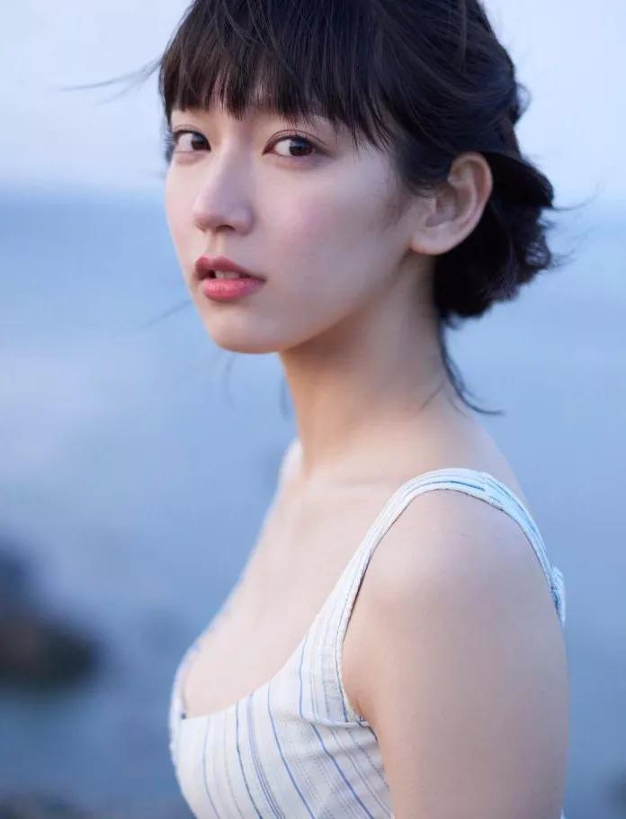 治愈系魔性之女吉冈里帆写真作品 (174)