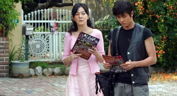 韩国剧情电影《空房间》一部诡异迷幻又十分唯美温情的电影 (3)