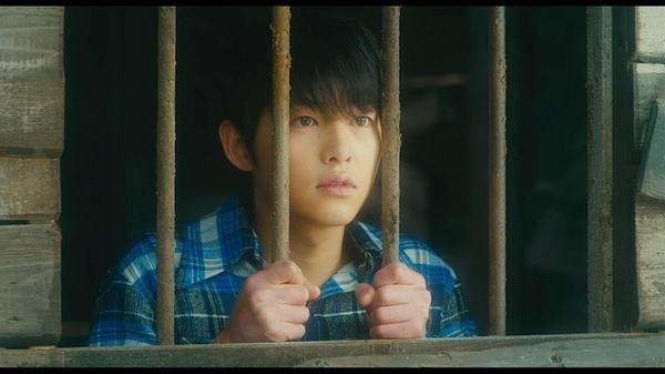 电影《狼少年》一部纯纯的等待跨越半个世界的爱情故事 (5)
