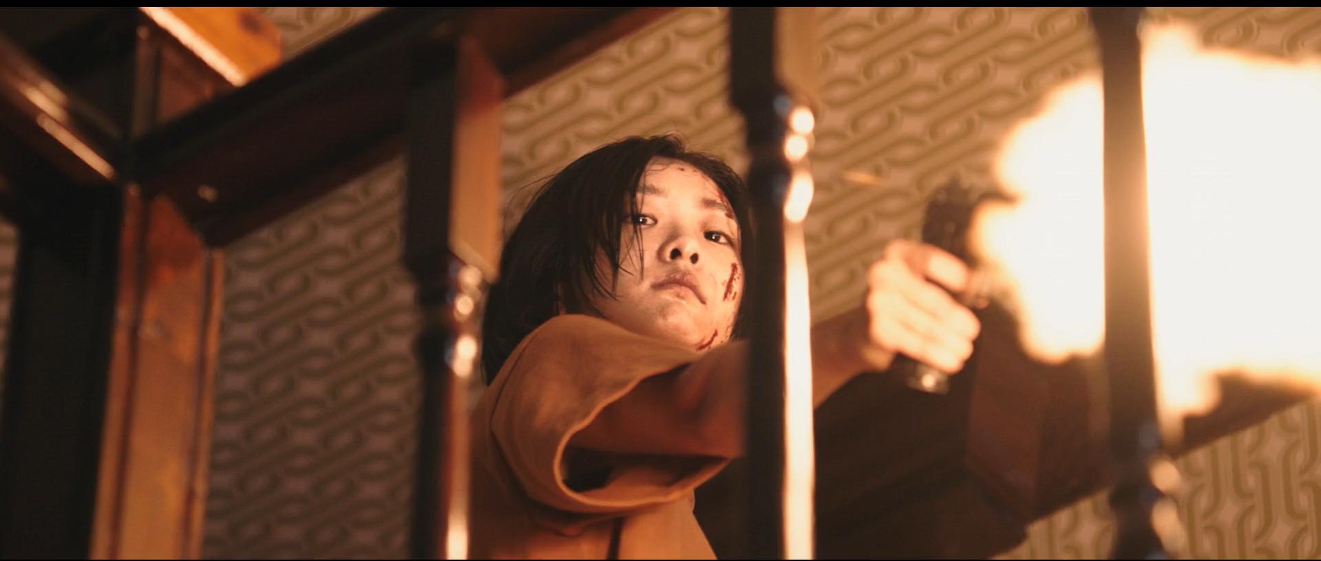 韩国动作悬疑电影《魔女》变异人不断反转剧情就为找自己的生父母 (7)