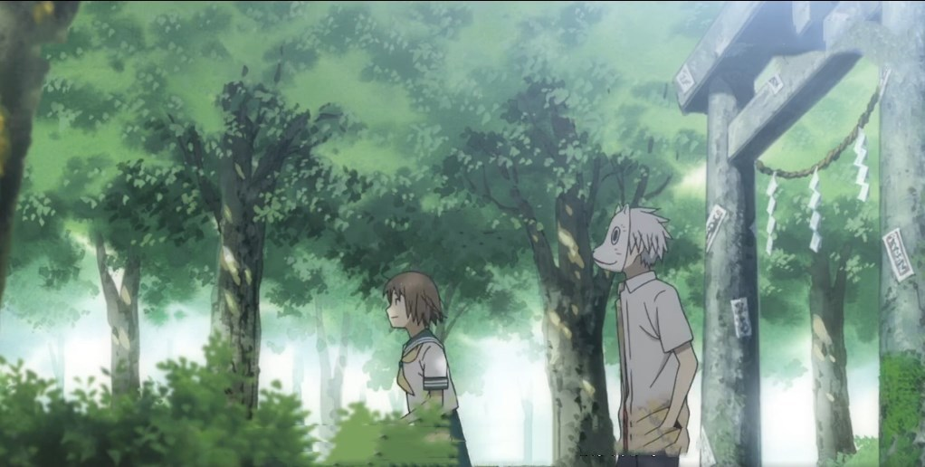 日本爱情动画《萤火之森》如果当一段爱情来临但是又注定它会消失,那你还会决定去爱吗? (18)