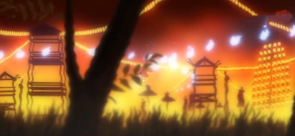 日本爱情动画《萤火之森》如果当一段爱情来临但是又注定它会消失,那你还会决定去爱吗? (19)