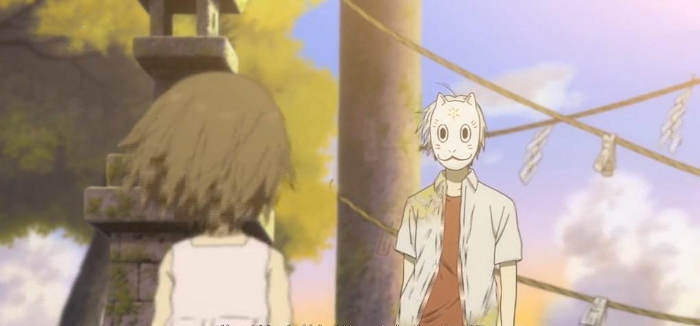 日本爱情动画《萤火之森》如果当一段爱情来临但是又注定它会消失,那你还会决定去爱吗? (30)