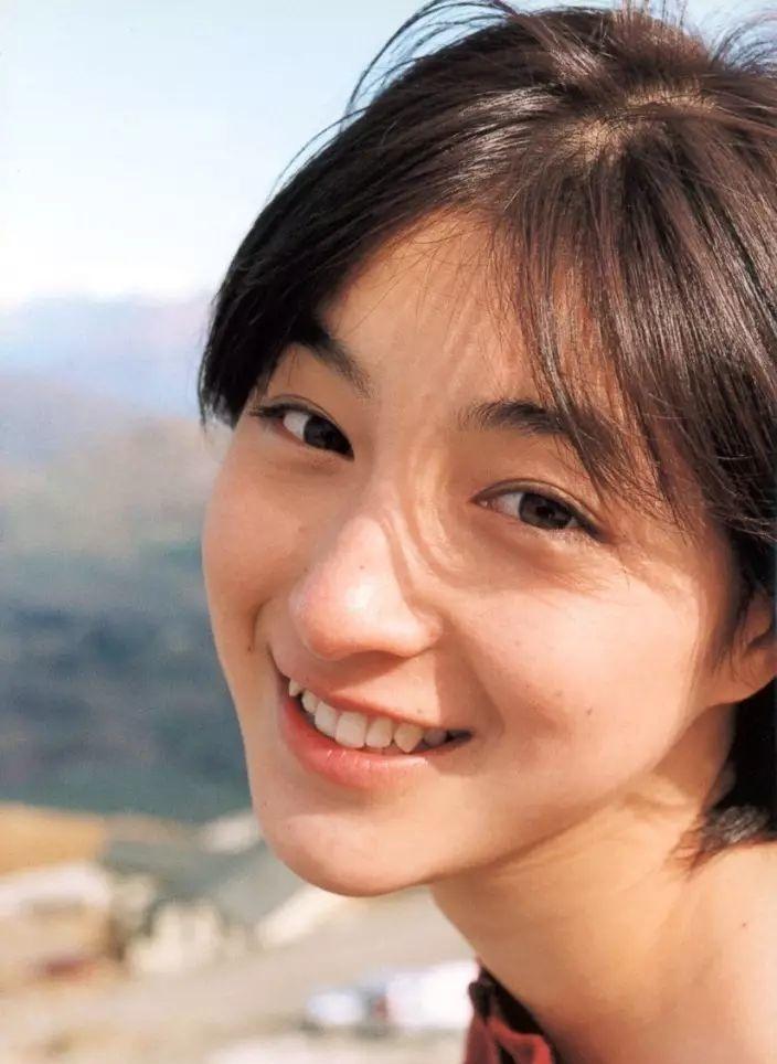 20世纪最后一个美少女广末凉子写真作品 (5)