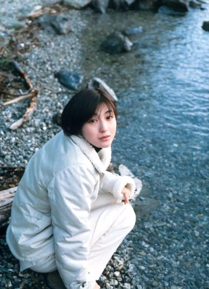 20世纪最后一个美少女广末凉子写真作品 (8)