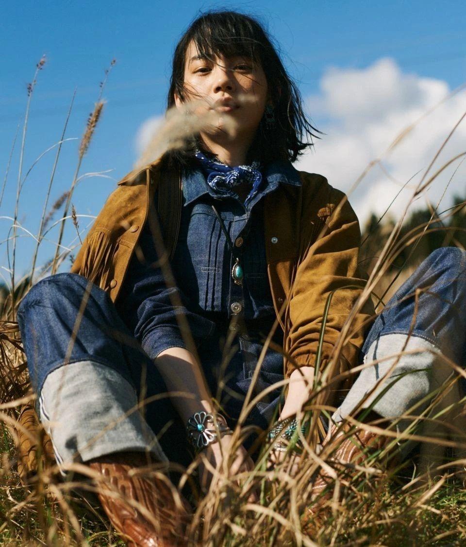 空想少女能年玲奈和那些充满了犬系气质的写真作品 (5)