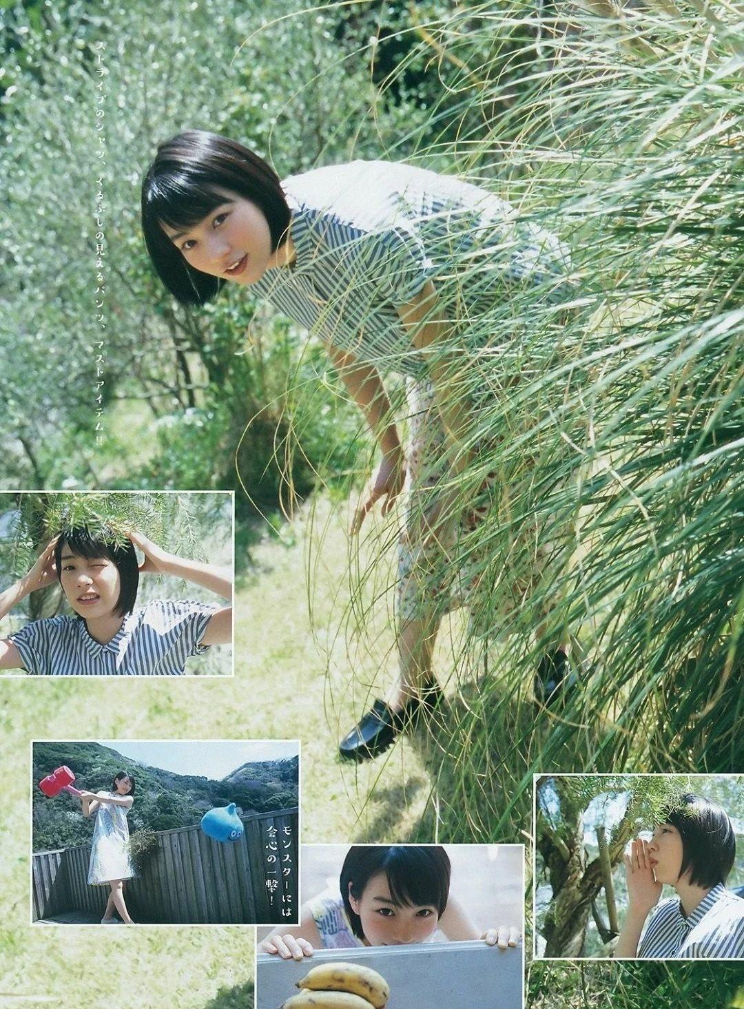 空想少女能年玲奈和那些充满了犬系气质的写真作品 (8)