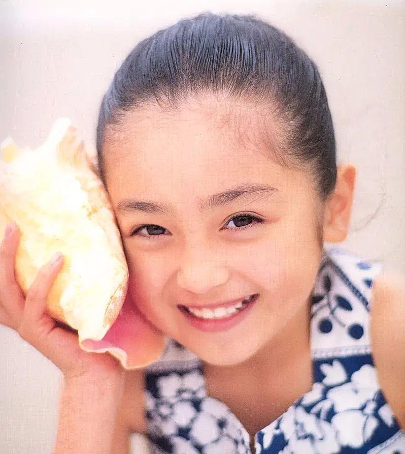 奇迹童颜女演员安达佑实写真作品 (30)