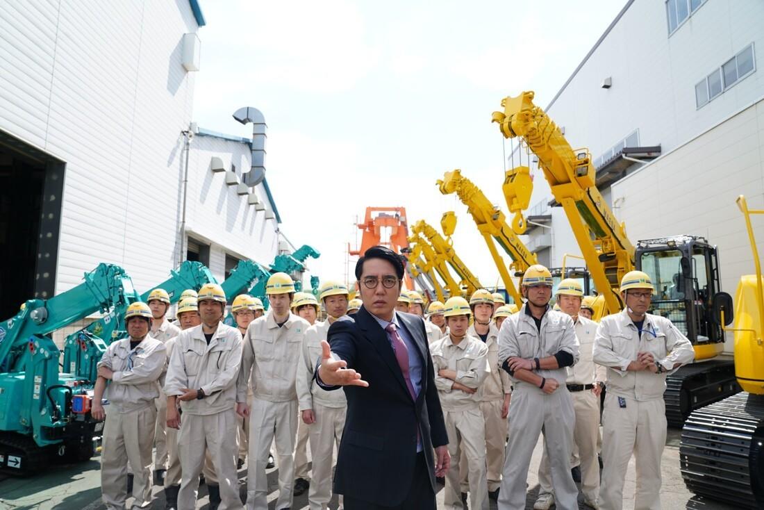 日本电影《前田建设奇幻营业部》梦想需要大把的资金投入 (9)
