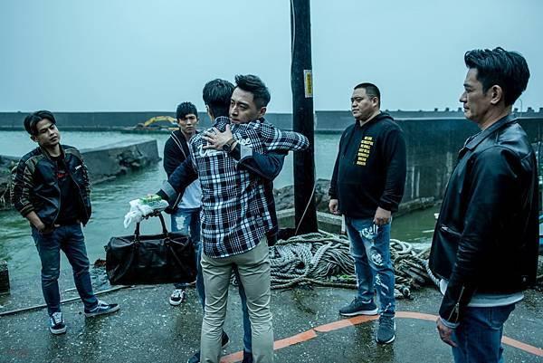 电影《角头–浪流连》一个越来越丰富的台湾角头电影 (8)