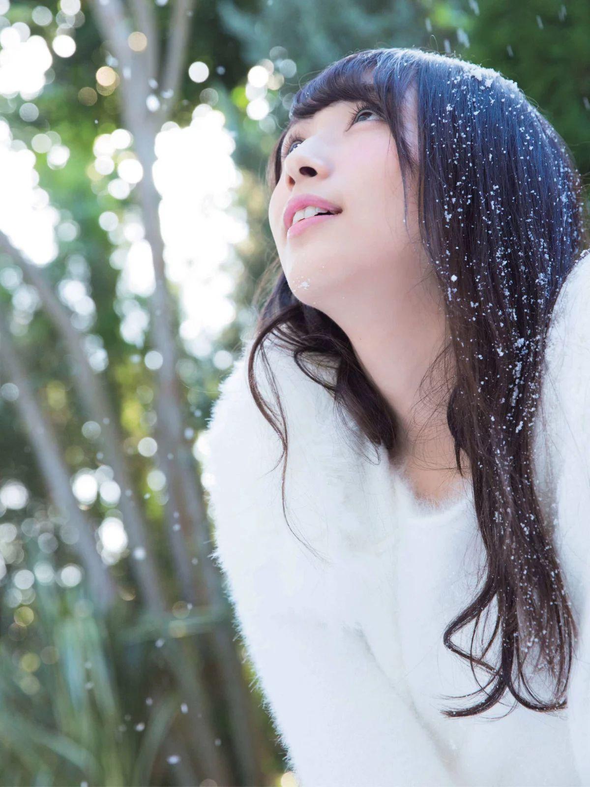 欅坂46中呆萌可爱的渡边梨加写真作品 (24)
