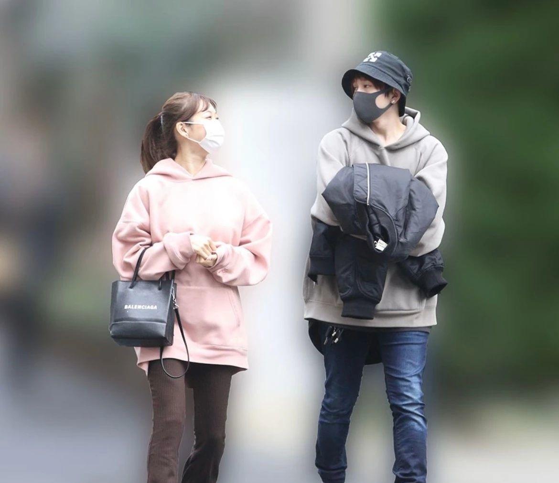 渡边美优纪因为公开自己的恋情而引起骚动向大家道歉