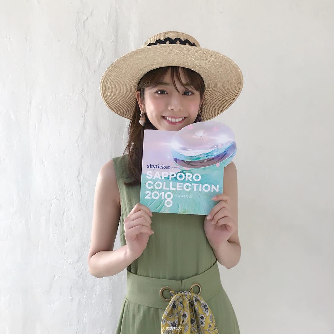 甜美无比的天气女郎贵岛明日香写真作品 (1)