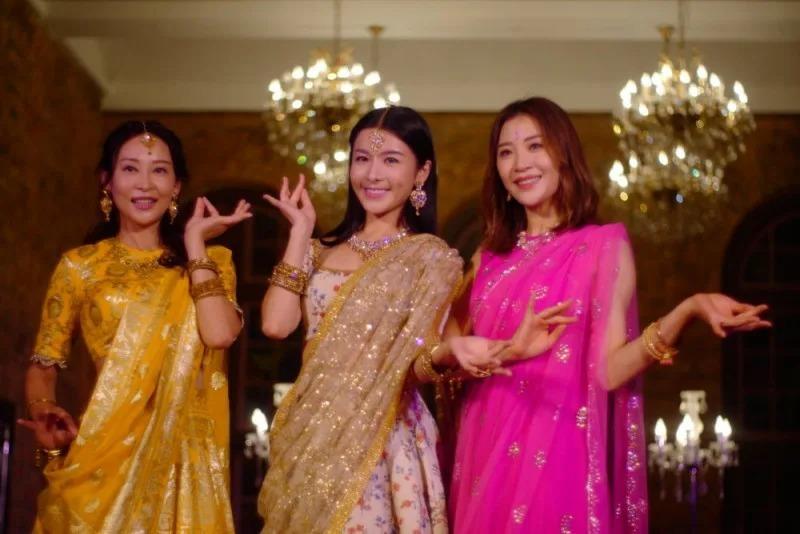 电影《我的印度男友》宝莱坞风味十足的感人爱情电影 (1)