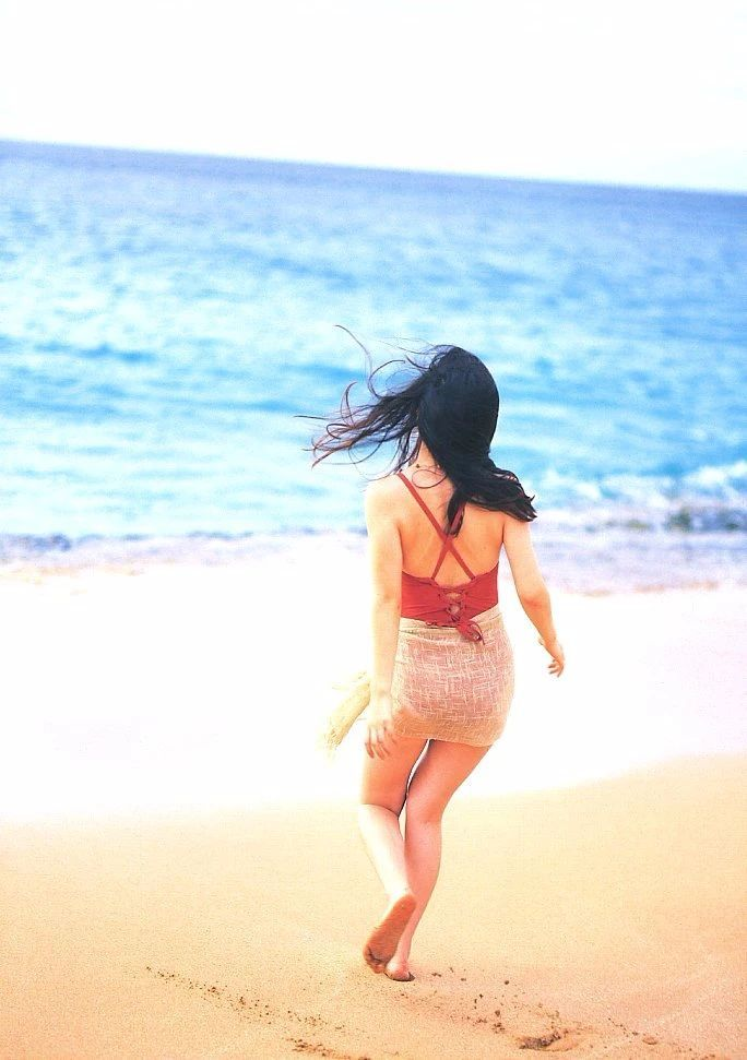 最禁欲魔性之女叶月里绪菜写真作品 (3)