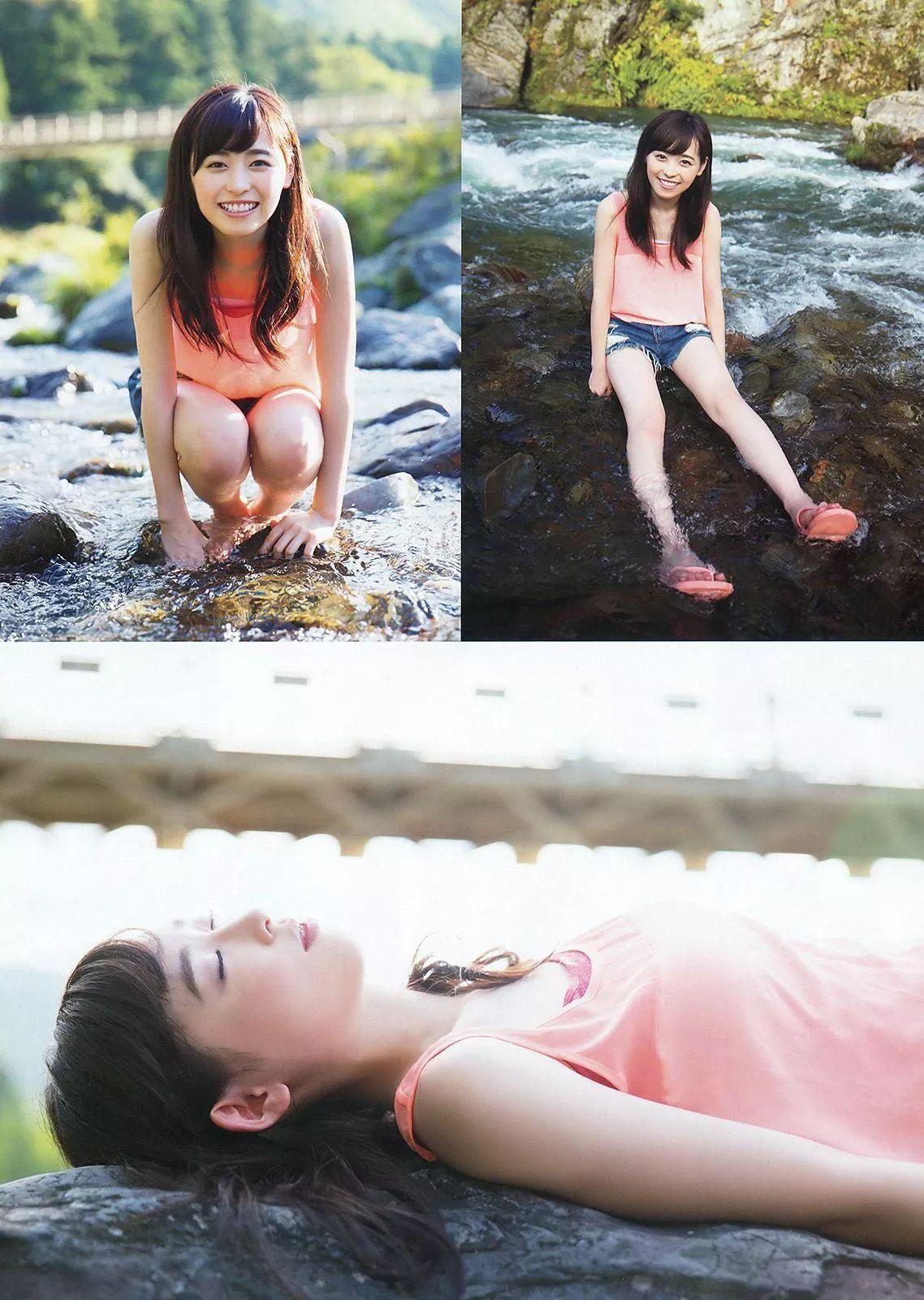 真的是甜到冒泡的美少女福原遥写真作品 (6)