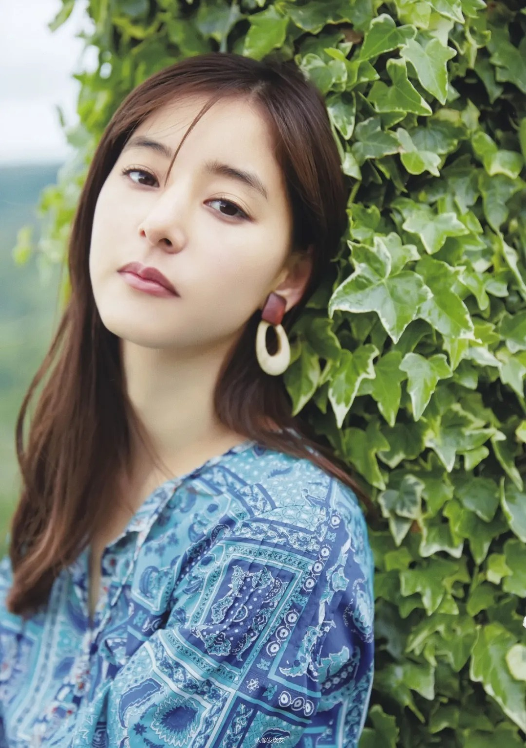 不折不扣的邻家系女神新木优子写真作品 (35)