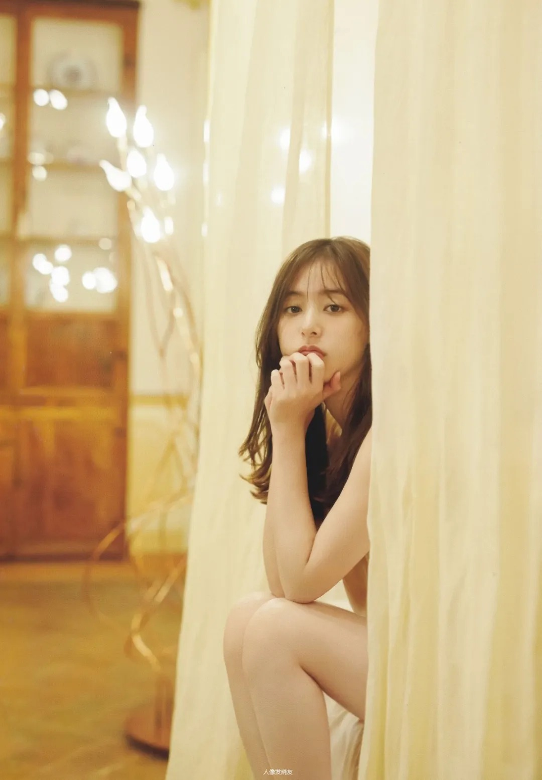 不折不扣的邻家系女神新木优子写真作品 (84)