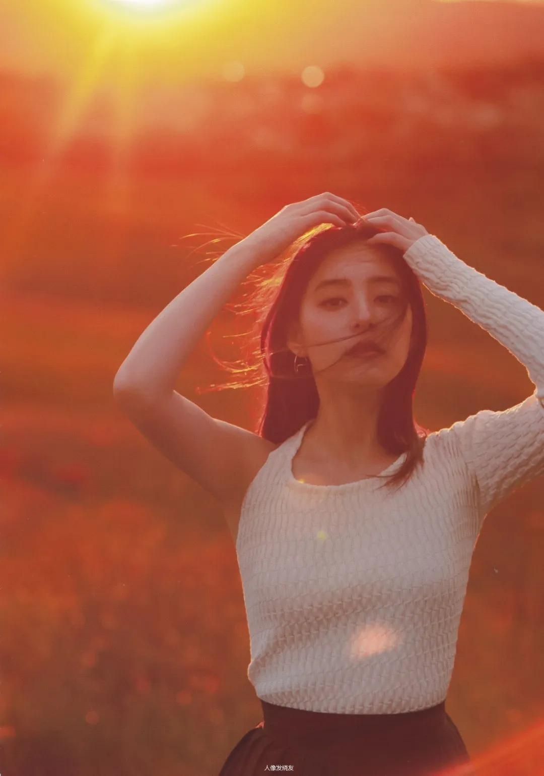 不折不扣的邻家系女神新木优子写真作品 (8)