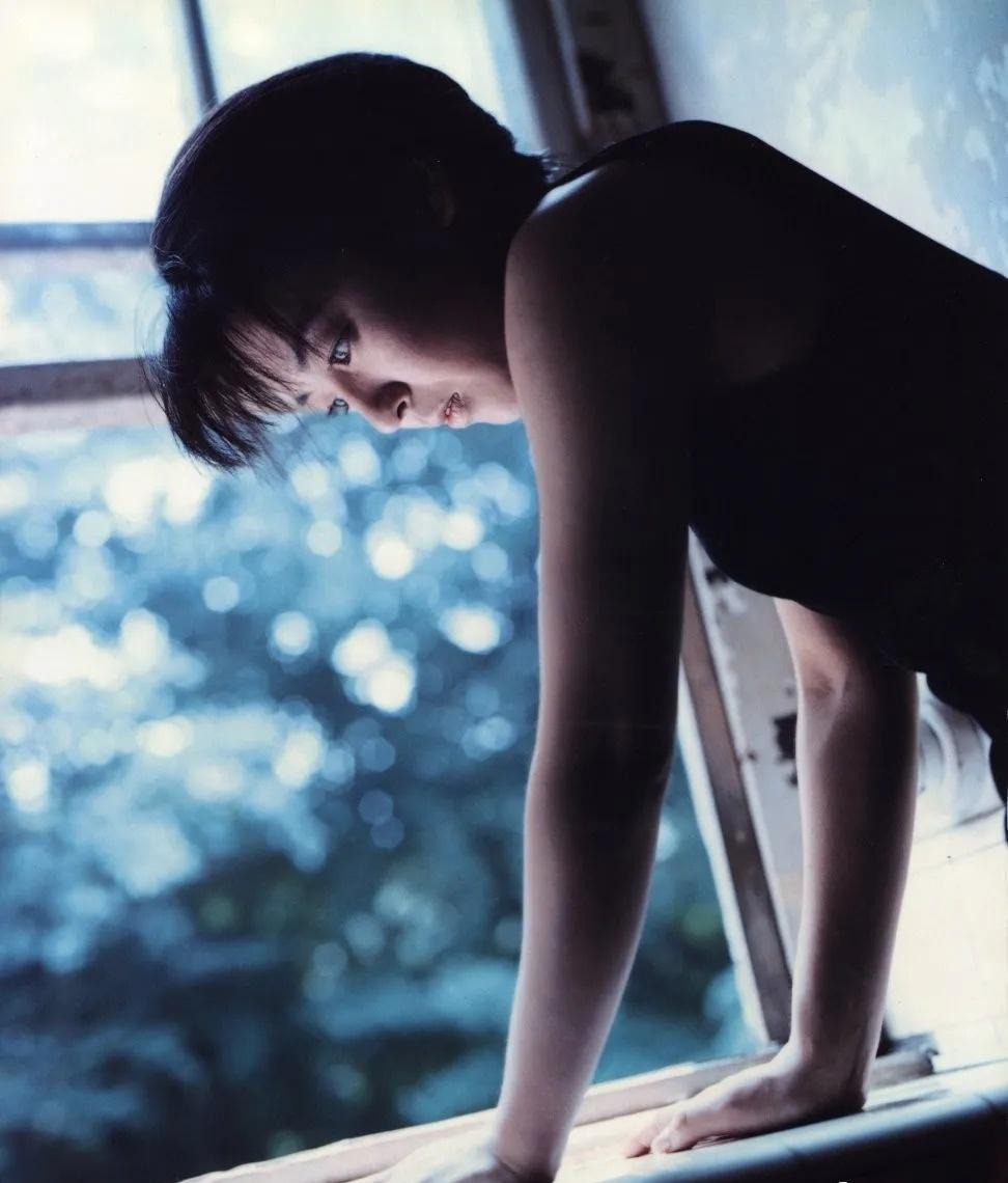 清纯玉女17岁情书中的酒井美纪写真作品 (54)