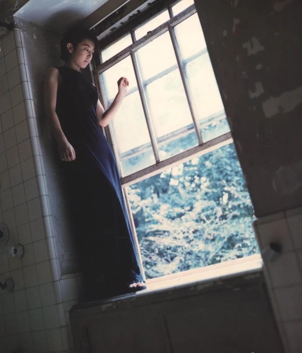 清纯玉女17岁情书中的酒井美纪写真作品 (59)