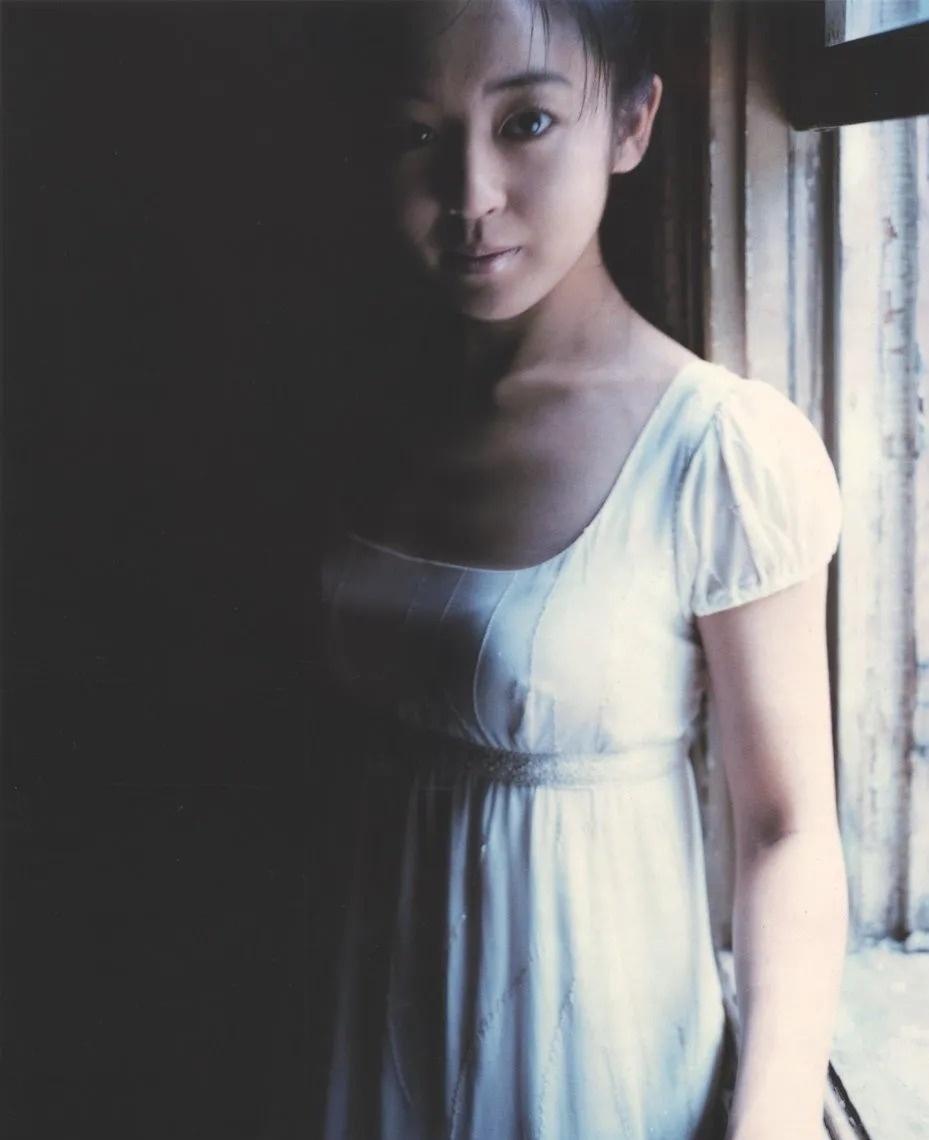 清纯玉女17岁情书中的酒井美纪写真作品 (64)