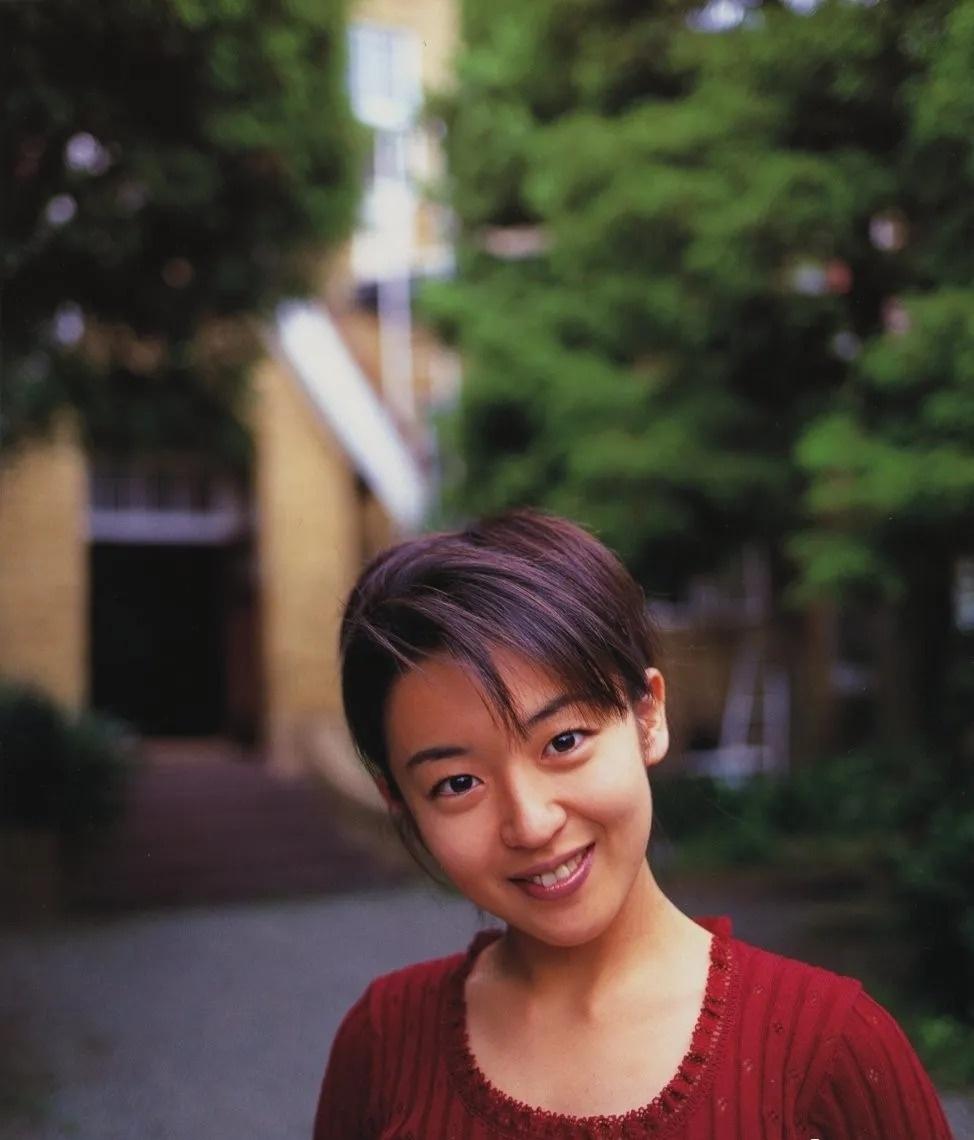 清纯玉女17岁情书中的酒井美纪写真作品 (86)