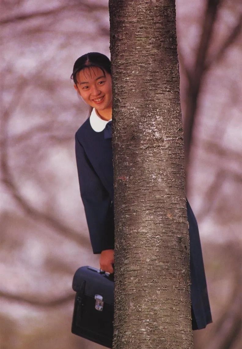 清纯玉女17岁情书中的酒井美纪写真作品 (109)