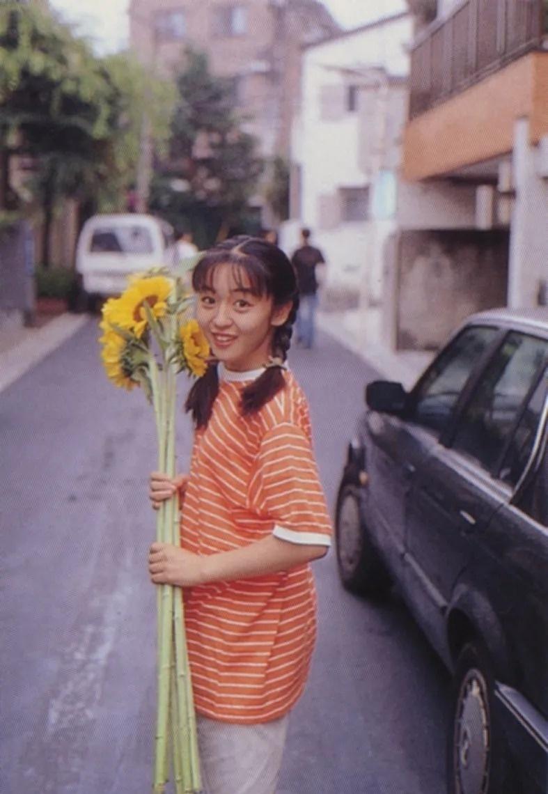 清纯玉女17岁情书中的酒井美纪写真作品 (132)